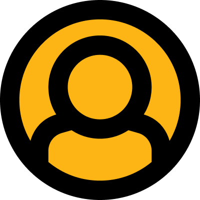 Placeholder icon for a profile image