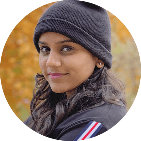 Photo of Student Ambassador Swetha Sridhar